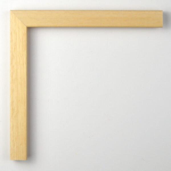 Κορνίζα τοίχου ξύλινη για παζλ
